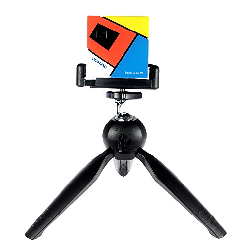 Universal Portable Mini Tripod Movil +Phone Holder Stand For 4.0-5.7inch GoPro Accesorios iPhone 6 DOOGEE Projector Smartphone