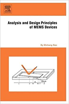 Book Analysis and Design Principles of MEMS Devices
