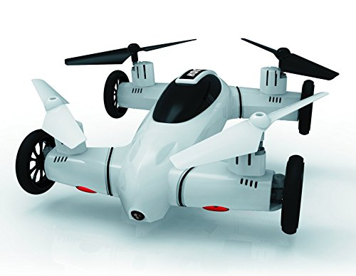 JT Drone LED Vehicle and Aircraft RC Drone 2.4Ghz 6-Axis Gyro 4 Channels Quadcopter Toys Drone with Camera