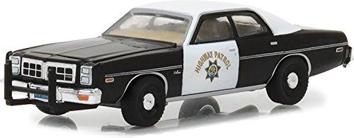 Greenlight 42840-B California Highway Patrol CHP 1978 Dodge Monaco 1:64 Scale Diecast