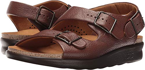 Women's SAS, Relaxed Sandals Amber 7.5 M (Sas Shoes For Women)