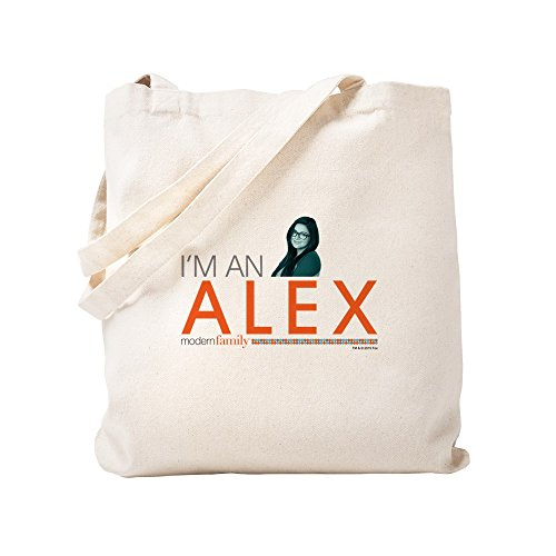 An Family I'm Kaki Fourre Modern Alex Cafepress Toile S Light tout Sac atq77w5