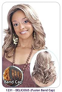 New born free synthetic wig: 1231 DELICIOUS