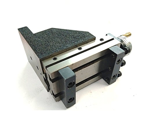 Tool Post Lathe Mini Milling Vertical Slide Bed Size 95 x 50 mm by ADI