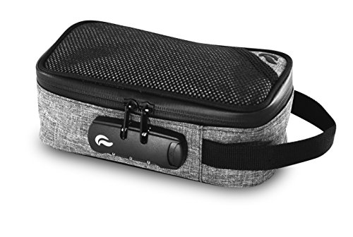 Skunk Sidekick Smell Proof Case w/Combo LockNEW Collection (Gray) ()