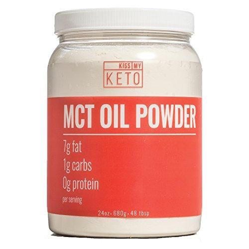 Kiss My Keto Ketogenic Creamer product image