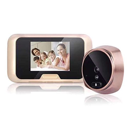 3.0 inch LCD Door Phone 160 Degree HD Peephole Viewer Night Vision Digital Doorbell Color IR Camera Automatic Video Door Ring -  Kingmofan Technology Co., Ltd, D0598