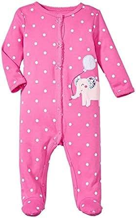 Carter's Baby Girls' Footie 115g063, Elephant, 6 Months