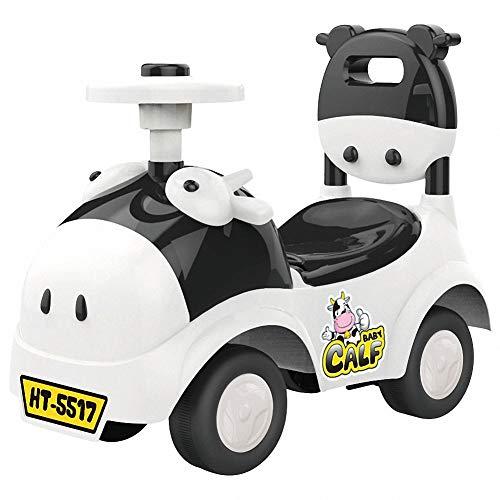 Children Vehicle Infant Twisting Riding Car Drift Activity Walker Riding toy car,Black