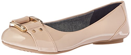 Dr. Scholls Mujeres Frankie Taupe Patent