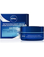 NIVEA Essentials 24h Moisture Boost + Nourish Day Cream with SPF 15 for Dry Skin (50 mL), 24H Skin Moisturizer with Sun Protection, Smoothing Face Cream