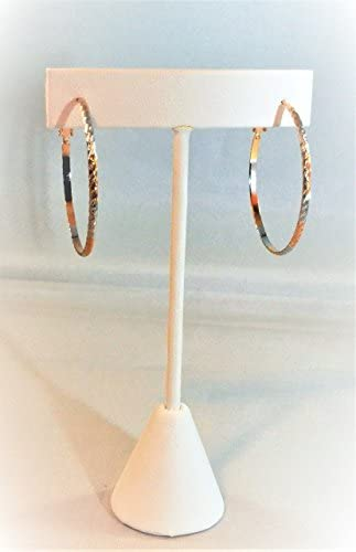 EVHjewelry.com White Floating Earrings
