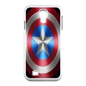 Cheap SamSung Galaxy S4 I9500 Case, Captain America New Fashion Cover Case