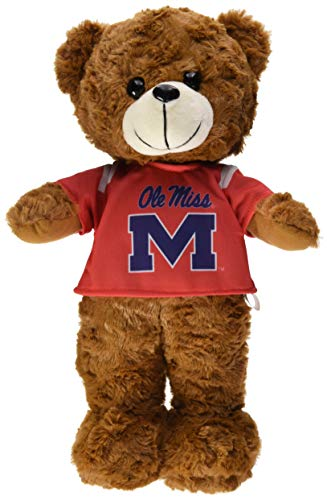 Ole Miss 2015 Large Fuzzy Uniform Bear by FOCO