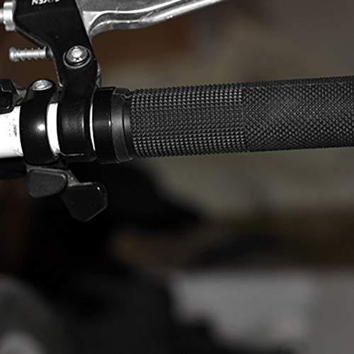 Mountain Cycling Bike Bicycle MTB Handlebar Grips Rubber Anti-Slip Handle Grip Black