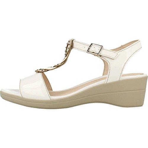 Sandalias y chanclas para mujer, color Blanco , marca STONEFLY, modelo Sandalias Y Chanclas Para Mujer STONEFLY VANITY III 11 Blanco Blanco