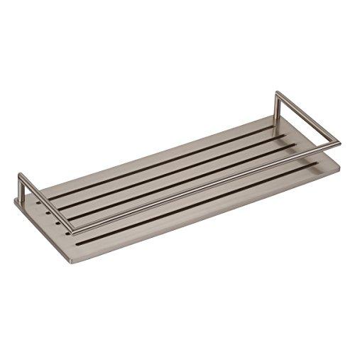Ginger 28502/SN Surface Mounted Bathroom Shelves, 12
