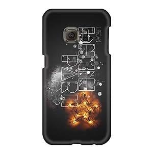Samsung Galaxy S6 Opz4829Qnro Unique Design Vivid Linkin Park Band Image Anti-Scratch Hard Phone Covers -MansourMurray