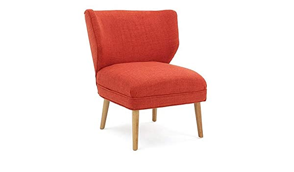 Amazon.com: Hebel DeArmond Fabric Accent Chair | Model ...