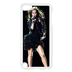 Wholesale Cheap Phone Case FOR IPod Touch 4th -Famous Singer Demi Lovato Pattern Design-LingYan Store Case 14