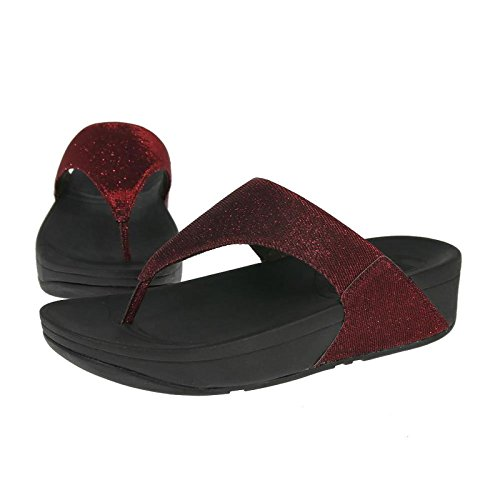 Super Womens FitFlop 6 5 Sandals Synthetic UK Cherry Electra qP5wx15