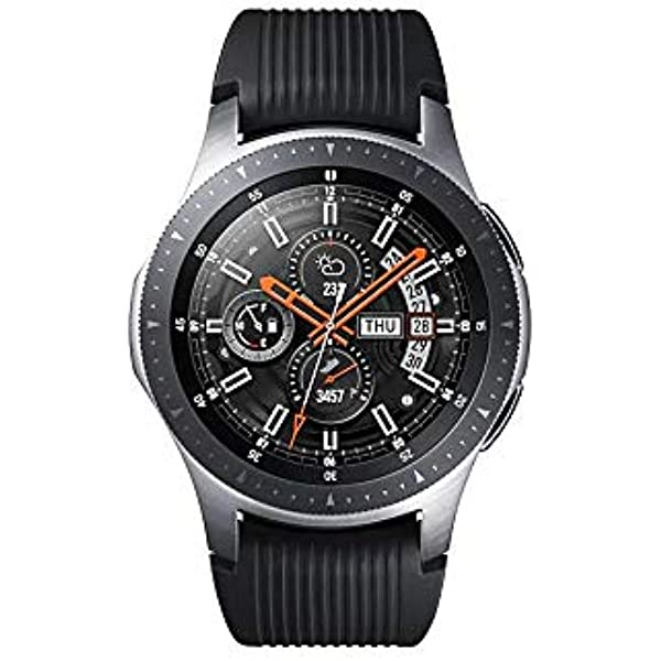 Amazon.com: Samsung Galaxy Watch 2019 (46mm) Bluetooth, Wi ...