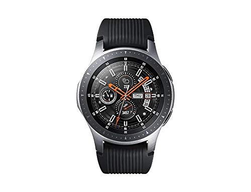 Samsung Galaxy Watch 2019 (46mm) Bluetooth, Wi-Fi, GPS Smartwatch, SM-R800 - International Version (Silver) by Samsung