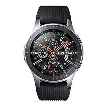 Amazon.com: Reloj Samsung Galaxy (46 mm) Plateado (Bluetooth ...