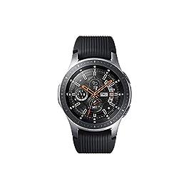 Samsung Galaxy Watch 2019 (46mm) Bluetooth, Wi-Fi, GPS Smartwatch, SM-R800 – International Version (Silver)