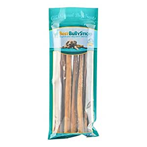 12 inch standard bully sticks by best bully sticks 1 pack of 12 units pet supplies. Black Bedroom Furniture Sets. Home Design Ideas