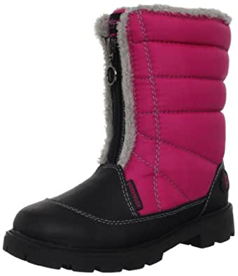 pediped Flex Harper Snow Boot (Toddler/Little Kid),Fuchsia,25 EU (8.5 M US Toddler)