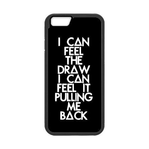Bastille coque iPhone 6 4.7 Inch Housse téléphone Noir de couverture de cas coque EBDOBCKCO10311