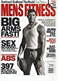 img - for Russell Wilson, Julie Henderson, Ryan Coogler, Big Arms Fast, High-Energy Muscle Foods - October, 2013 Men's Fitness Magazine book / textbook / text book