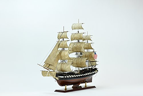 Uss Constitution Museum (USS Constitution Wooden Tall Ship Model 37