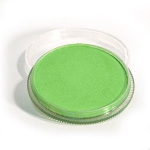 Wolfe Face Paints - Mint Green 55 (1.06 oz/30 gm)