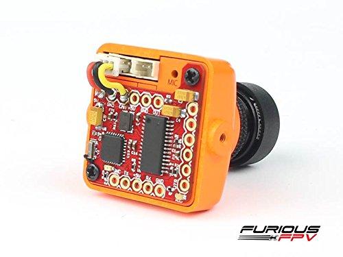 Furious FPV PIGGY OSD V2 for Betaflight FC