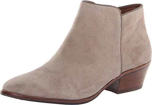 Sam Edelman Women's Petty Ankle Bootie, Putty Suede, 8 M US