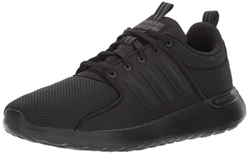 adidas Performance NEO Men's CF Lite Racer Running Shoe,BLACK/BLACK/UTILITY BLACK,14 Medium US