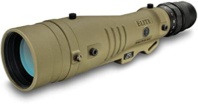 Bushnell Tactical Elite LMSS 8-40 x 60mm Roof Prism Lightweight Modular Spotting Scope, Tan from Bushnell