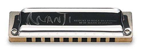 Suzuki Manji Armó nica –  clave de bajo F