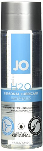 System JO H2o Lubricant, 8oz, 8 ounces Bottle