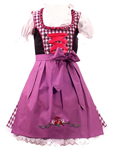 3piece Children Dirndl KD-215/116 -