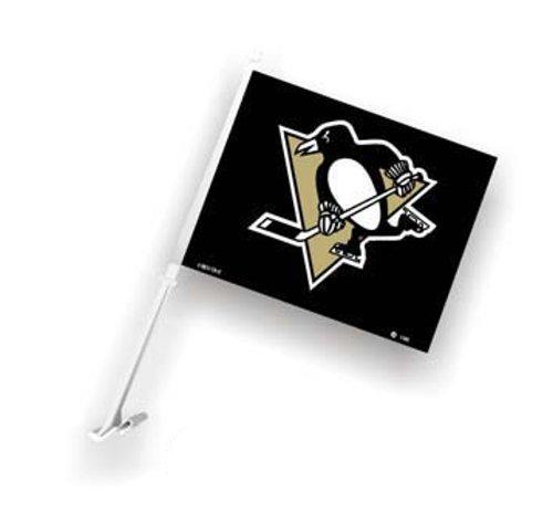 Pittsburgh Penguins Car Flag - NHL Pittsburgh Penguins Car Flag