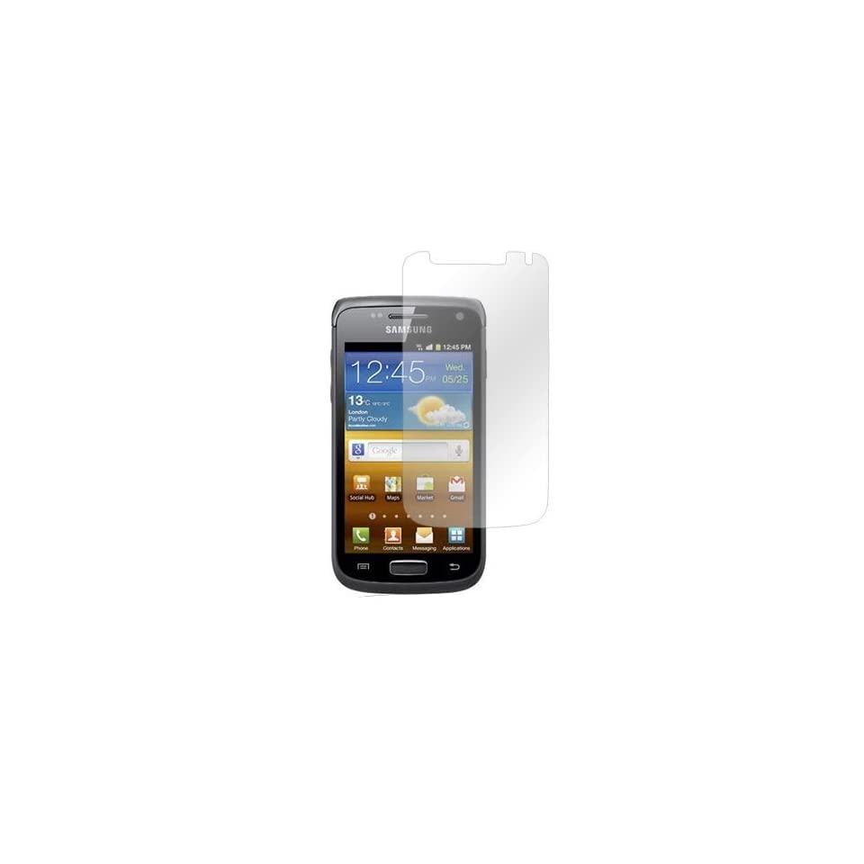 For Samsung Exhibit 2 4G Anti Glare LCD Screen Protector Cover Kit Film