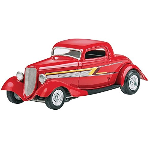 (Revell ZZ Top Eliminator Model Kit)