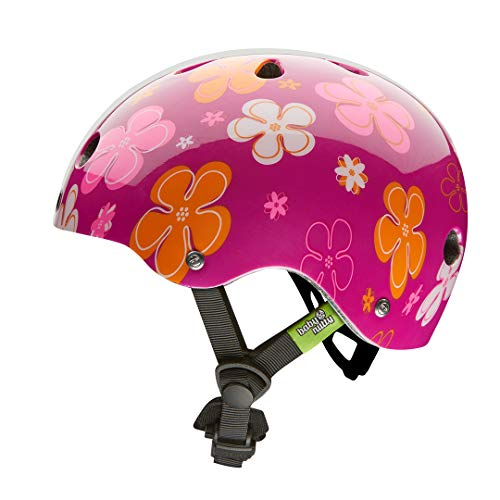 Bike Street Suit (Nutcase - Baby Nutty Street Bike Helmet, Fits Your Head, Suits Your Soul - Petal Power)