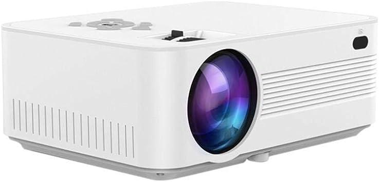 redshooeYY JVP600 Mini proyector portátil inalámbrico Misma ...