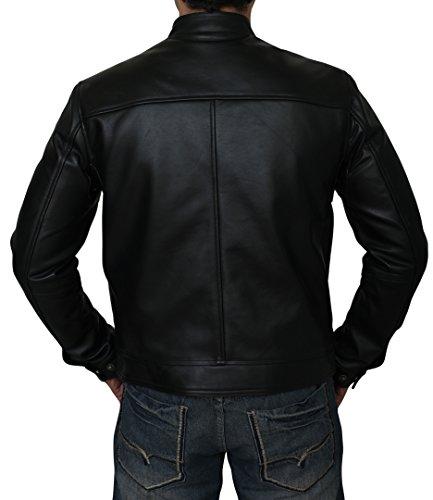 Garments hombre Leather para Chaqueta Superior P6Hxw