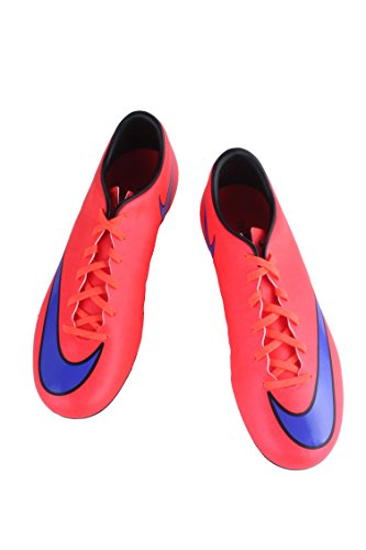 Nike Mercurial Victory V Fg, Men Football Competition Shoes Brightcrimson/Persianviolet/Black