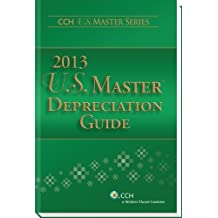 U.S. Master Depreciation Guide (2013) (Cch U.S. Master Series) by CCH Tax Law Editors (2012) Perfect Paperback